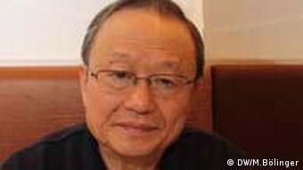 Der taiwanesische Autor und Geschäftsmann Gao Weibang