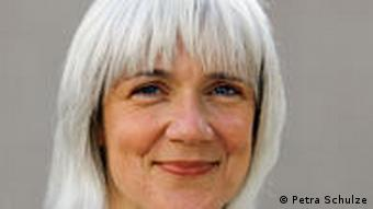 Evangelische Pfarrerin Petra Schulze