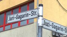 Juri Gagarin Strasse in Fürstenwalde