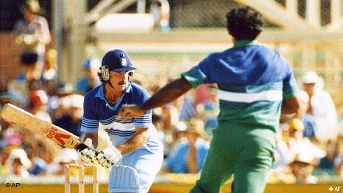Flash-Galerie Australien Cricket (AP)