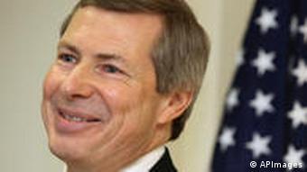 Amerikanischer Botschafter in Bulgarien James Warlick