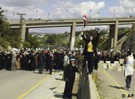تظاهرات زنان سوریه علیه حکومت بشار اسد