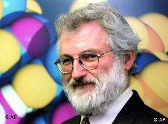 Sir John Sulston, uno de los científicos premidos.