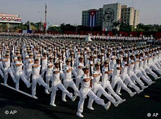 A presença de soldados cubanos em Angola foi determinante para a História daquele país
