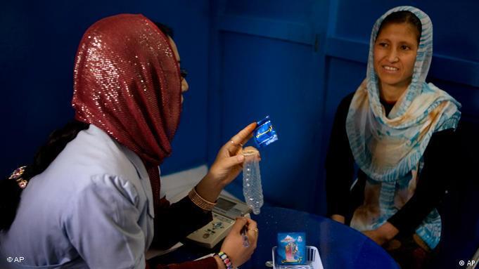Flash-Galerie berufstätige afghanische Frauen