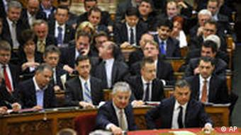 Ungarn Verfassungsreform April 2011