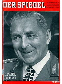 Der Spiegel vom 10.10.1962 - in diesem Heft erscheint der Artikel über das NATO-Manöver Fallex 62; die Spiegel-Affäre beginnt