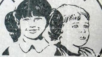 Emblem des Fördervereins Tschernobyl Kinder in Petuchowka; 26.11.2010 Wipperfürth; Copyright: Olga Kapustina