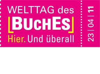 Logo zum Welttag des Buches (Foto: Börsenverein des Deutschen Buchhandels e.V.)