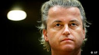 Geert Wilders (Foto: AP)