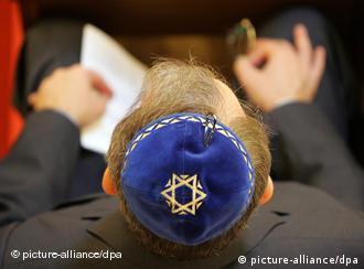 Представитель еврейской общины (фото из архива)