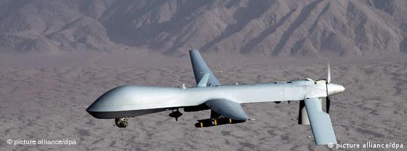 NO FLASH Drohne vom Typ MQ-1 Predator