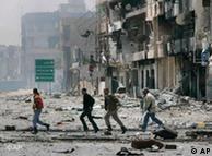 مخالفان دولت لیبی در مناطق مرکزی شهر مصراته