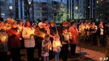Gedenken 2011 Katastrophe von Tschernobyl