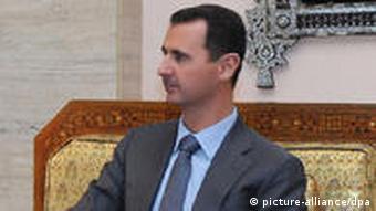 Syrien Präsident Bashar Assad 24.04.2011