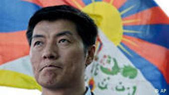 Lobsang Sangay has never been to Tibet