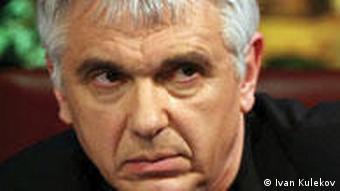 Ivan Kulekov DW Bulgarien