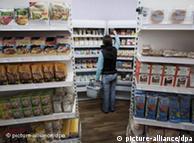 Primeiro supermercado preparado para servir seguidores do veganismo
