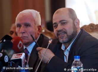 哈马斯和法塔赫正走向和解