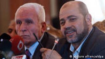 Verhandlungen zwischen Hamas und Fatah