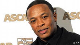 Rapper and producer Dr. Dre