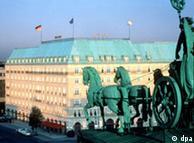 Отель Adlon в Берлине