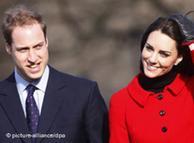Mwana mfalme William na mpenzi wake Kate Middleton