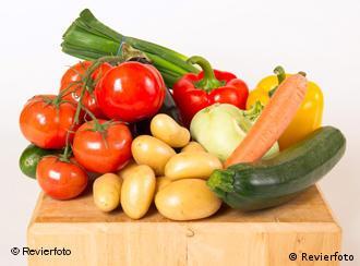 Ekološki uzgojeno povrće