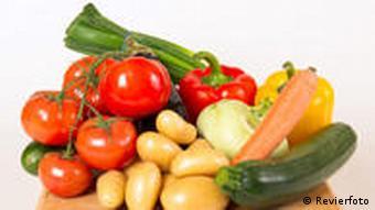 Mehrere Gemüsesorten (Foto: Revierfoto)