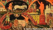 Ausstellung Mythos Lack