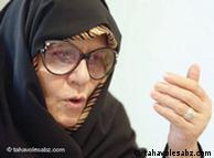 فاطمه کروبی از قطع کامل ارتباط با همسرش مهدی کروبی خبر داد.