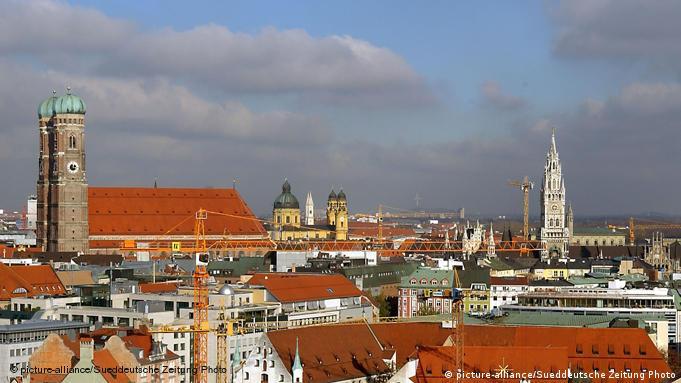 München Innenstadt FLASH-GALERIE (picture-alliance/Sueddeutsche Zeitung Photo)