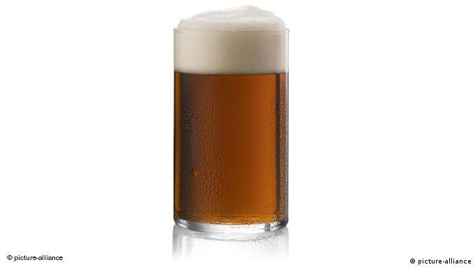 Толстый стаканчик для темного ''старого'' (Altbier)