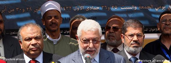 NO FLASH Islamistische Muslimbruderschaft in Ägypten gründet eigene Partei