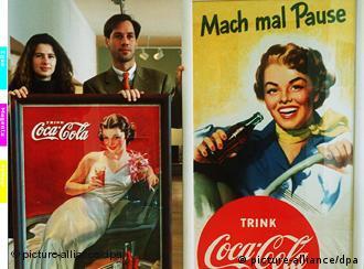 coca cola ist macht die anderen sind kult kultur dw. Black Bedroom Furniture Sets. Home Design Ideas