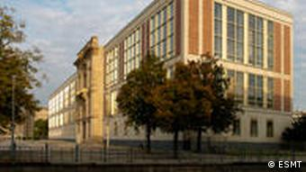 Die private European School of Management and Technology in Berlin