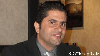 Saad al-Salloum von der Universität in Bagdad