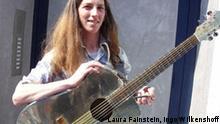 Laura Fainstein, Ingo Wilkenshoff, Straßenkünstler