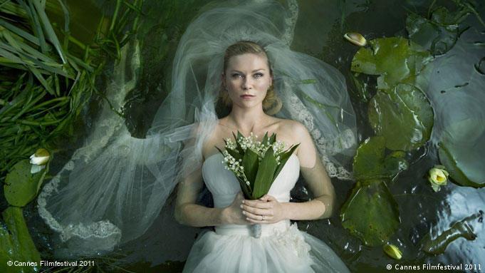 Szene aus dem neuen Film von Lars von Trier Melancholia (Foto: Cannes Filmfestival 2011)