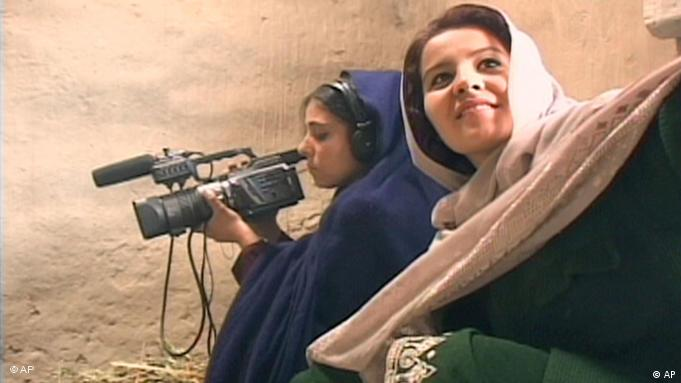 Afghanistan Frauen Journalismus Flash-Galerie