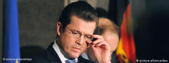 Karl Theodor zu Guttenberg NO FLASH