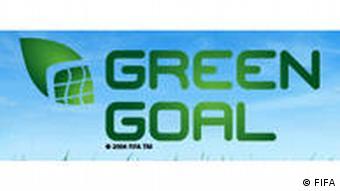 Green Goal 2011 - Logo der FIFA
