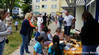 Немецко-русский детский сад в Кельне