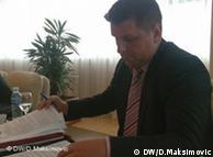 Gradonačelnik Srebrenice Ćamil Duraković