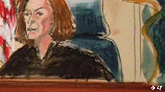 In this courtroom drawing, Dominique Strauss-Khan, center, stands next to his lawyer Benjamin Brafman, in front of Criminal Court Judge Melissa Jackson Monday, May 16, 2011, during his arraingment in Manhattan Criminal Court for the alleged attack Saturday on a maid who at his penthouse suite at a hotel, in New York. Strauss-Kahn must remain jailed at least until his next court hearing for attempted rape and other charges, a judge said Monday. (AP Photo/Elizabeth Williams)