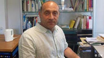Dr. Sarjoun Karam: Lektor am Institut für Orient- und Asienwissenschaften der Universität Bonn (Abteilung für Orientalische und Asiatische Sprachen), Ort: Bonn, Datum: 12.05.2011, Foto: DW/Boukai Mohamed