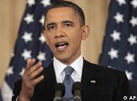 أوباما متحدثا عن الثورات العربية