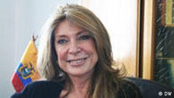 Botschafterin Ivonne A- Baki Ecuador Deutschland