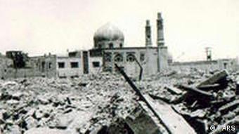 Iran - Irak Krieg Khoramshahr