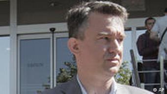 Darko Mladic Mai 2011